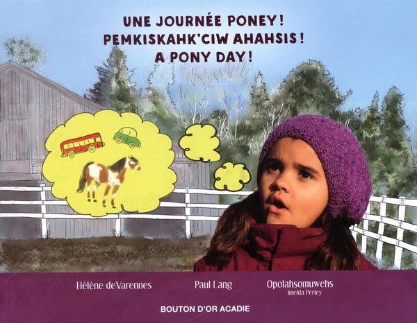 Une journée poney!