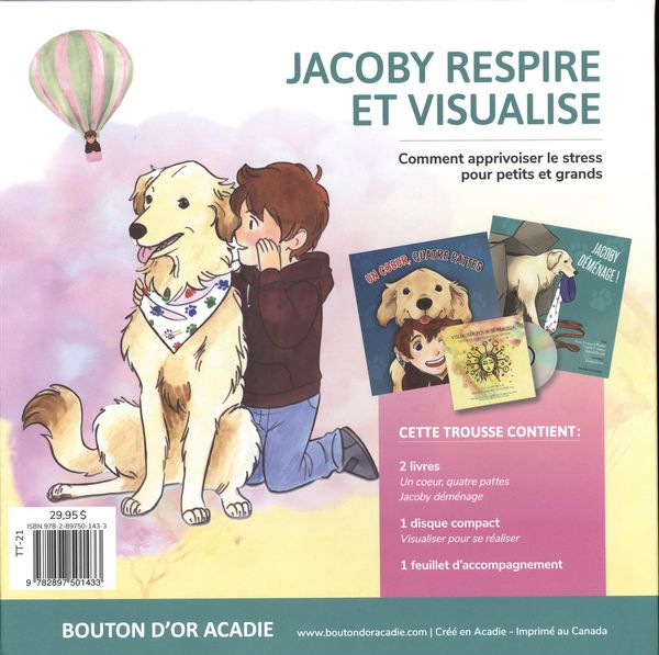 Trousse - Jacoby respire et visualise