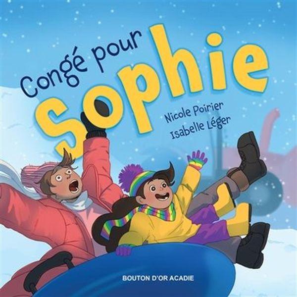 Congé pour Sophie