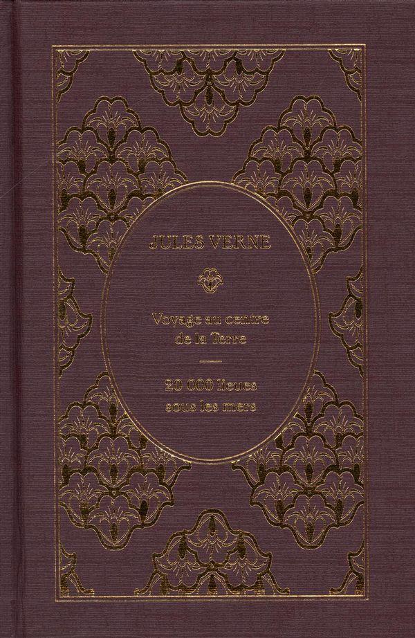 Jules Verne 01 : Voyage au centre de la Terre /20 000 lieues sous les mers