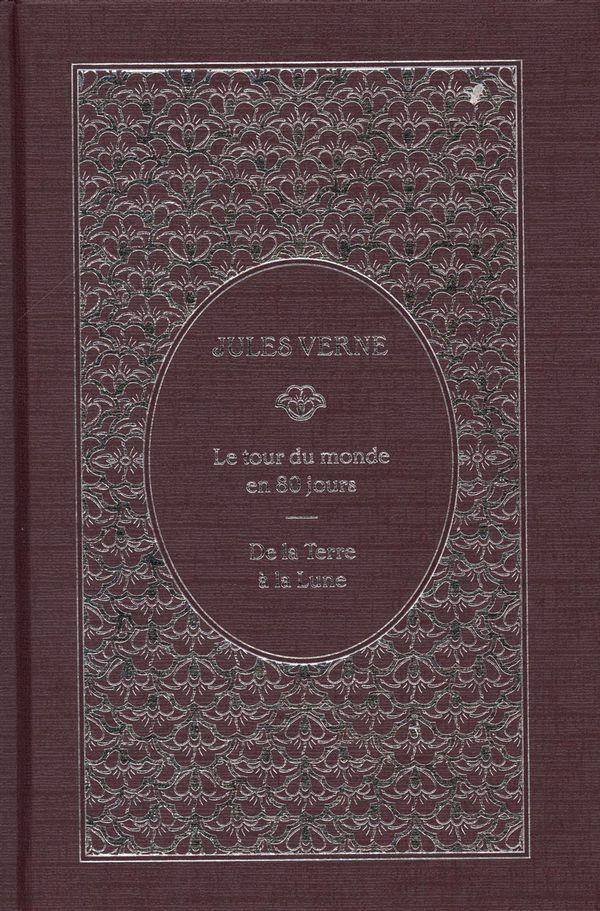 Jules Verne 02 :  Le tour du monde en 80 jours/De la terre à la Lune