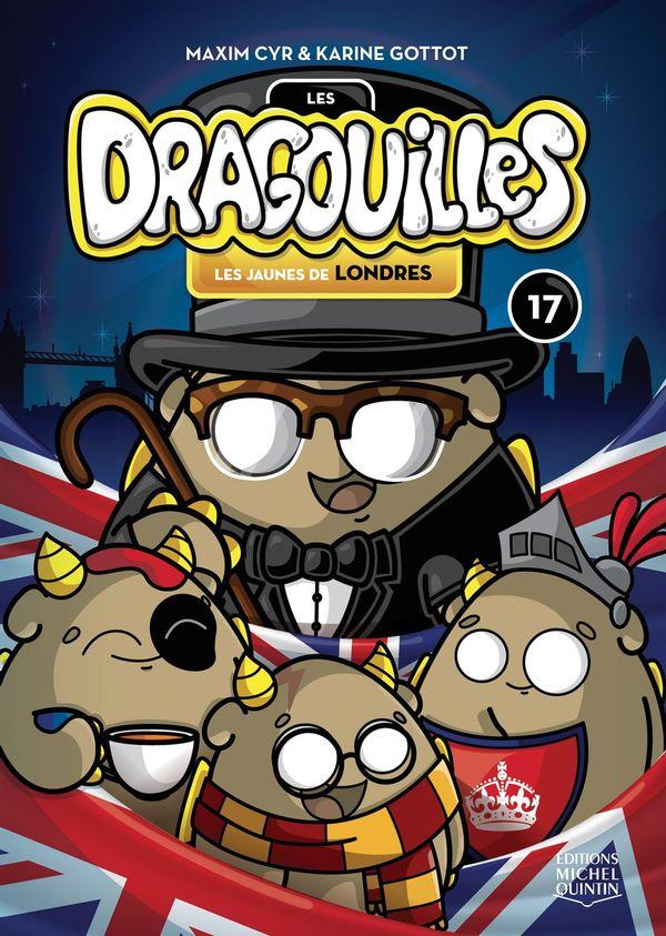 Dragouilles 17 : Les jaunes de Londres