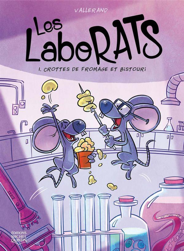 Laborats 01 : Crottes de fromage et bistouri
