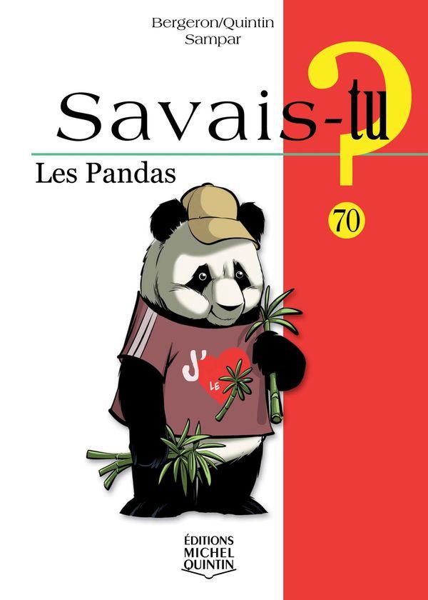 Les pandas 70