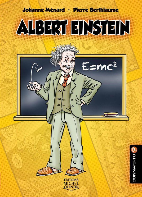 Albert Einstein 21 - En couleurs