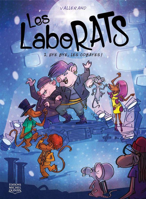 Laborats 02 : Bye bye, les cobayes!