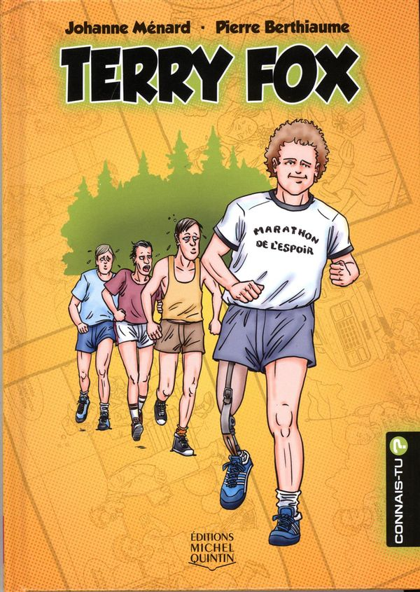 Terry Fox - En couleurs