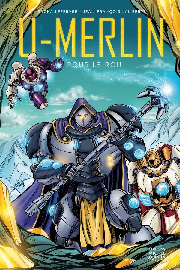 U-Merlin 02 : Pour le roi!