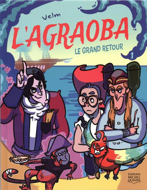 L'agraoba 01 : Le grand retour