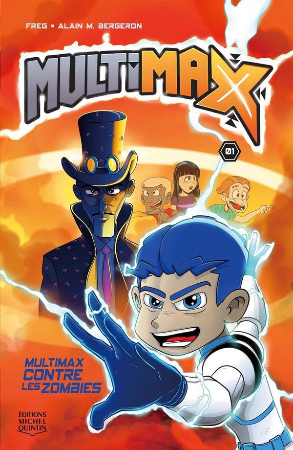Max X 10 01  Contre les zombies