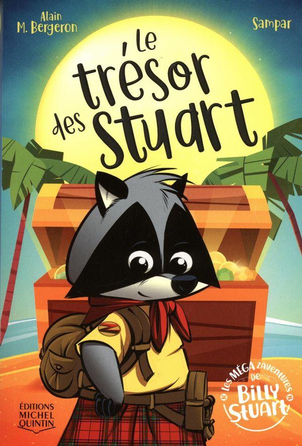 Les méga zaventures de Billy Stuart 02 : Le trésor des Stuart