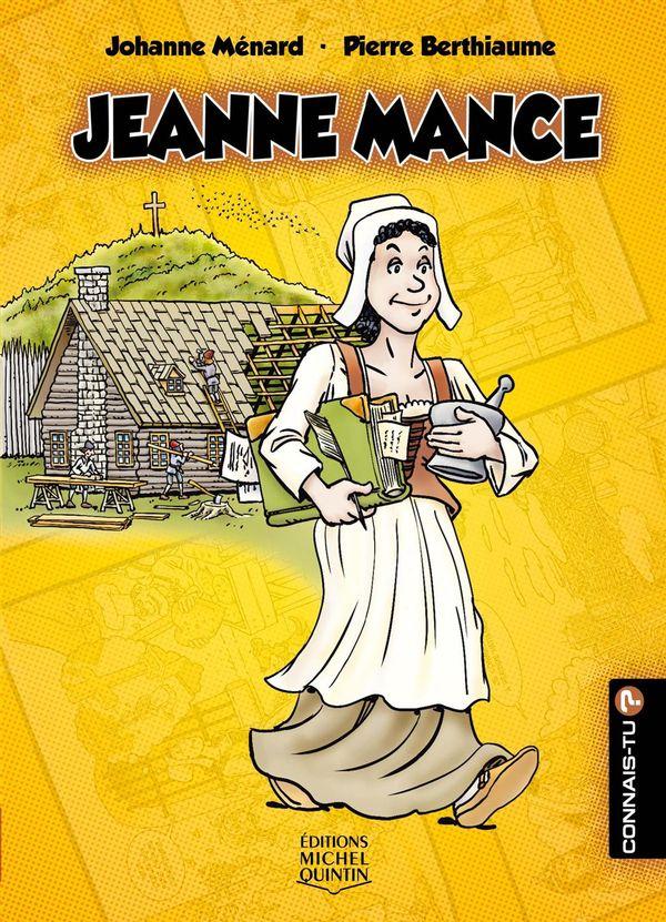Jeanne Mance 24 - En couleurs