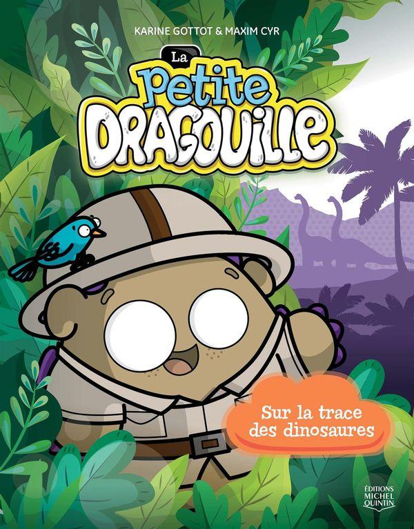 Petite dragouille La 03  Sur la trace des dinosaures
