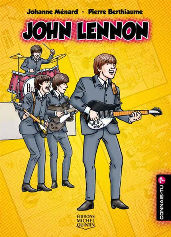 John Lennon 25 : Connais-tu?