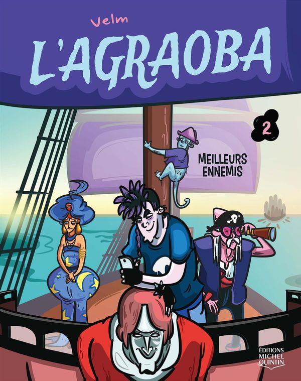 Agraoba L' 02  Meilleurs ennemis