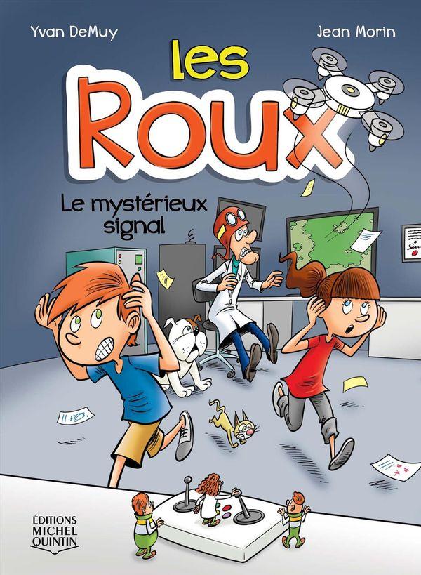 Roux Les 05  Le mystérieux signal