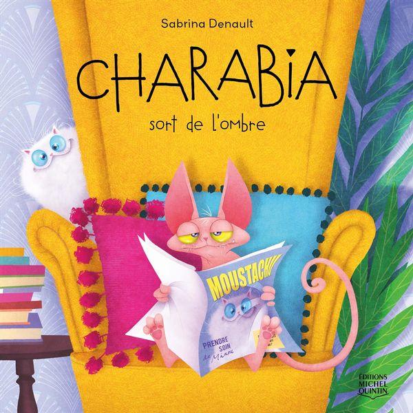 Charabia 01 : Charabia sort de l'ombre