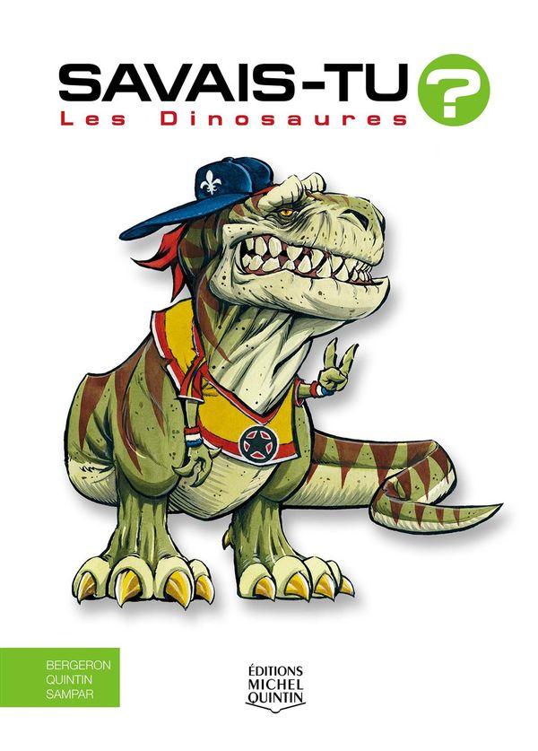 Savais-tu? 01 : Les dinosaures - Édition anniversaire