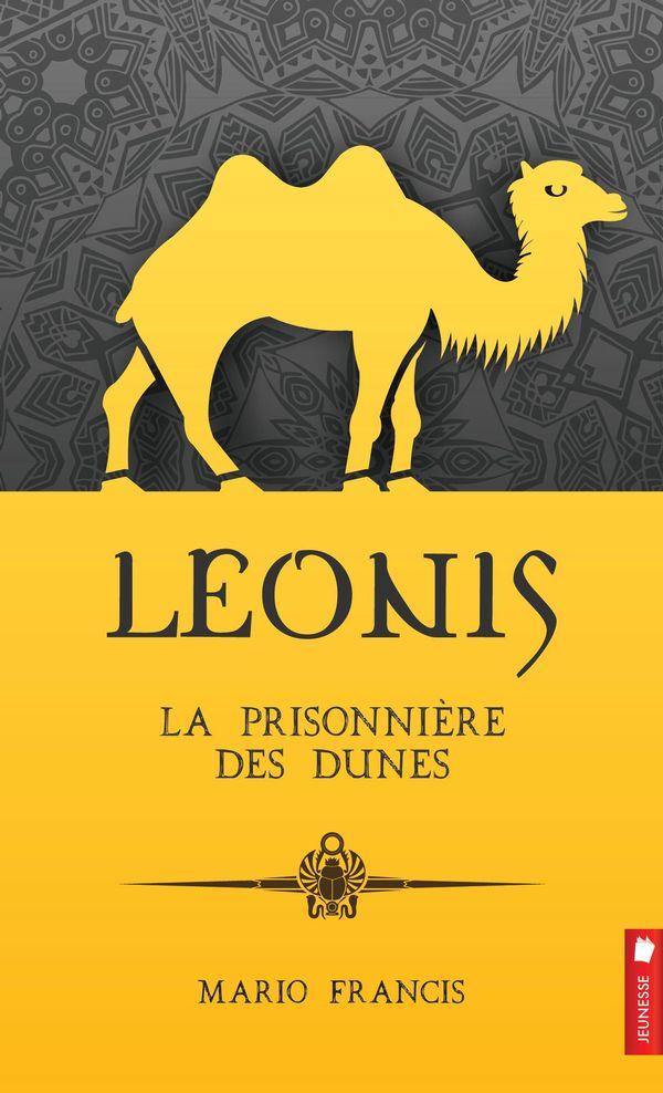 Léonis 06  La prisonnière des dunes