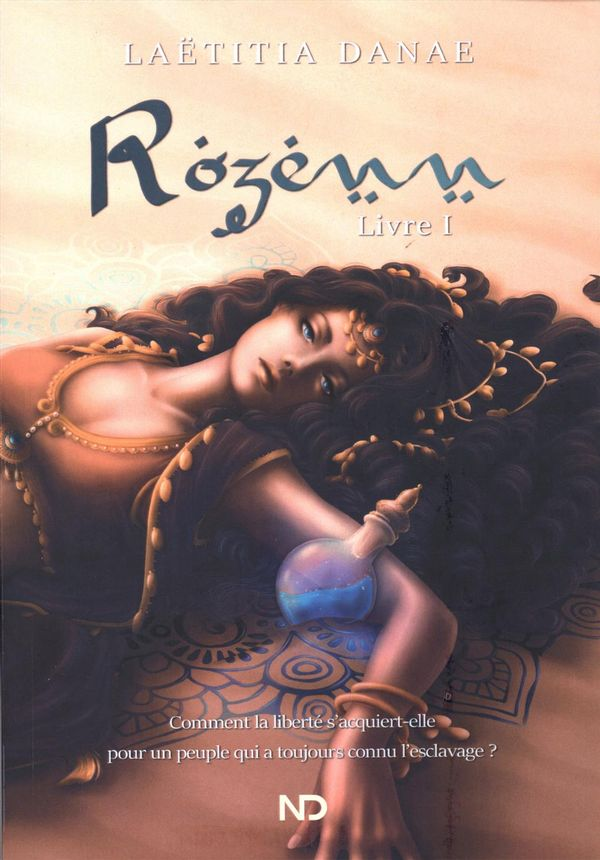 Rozenn - Livre 1