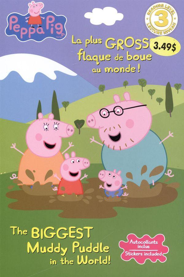N3 - Peppa Pig - La plus grosse flaque de boue au monde !