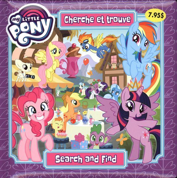 My little pony - Cherche et trouve