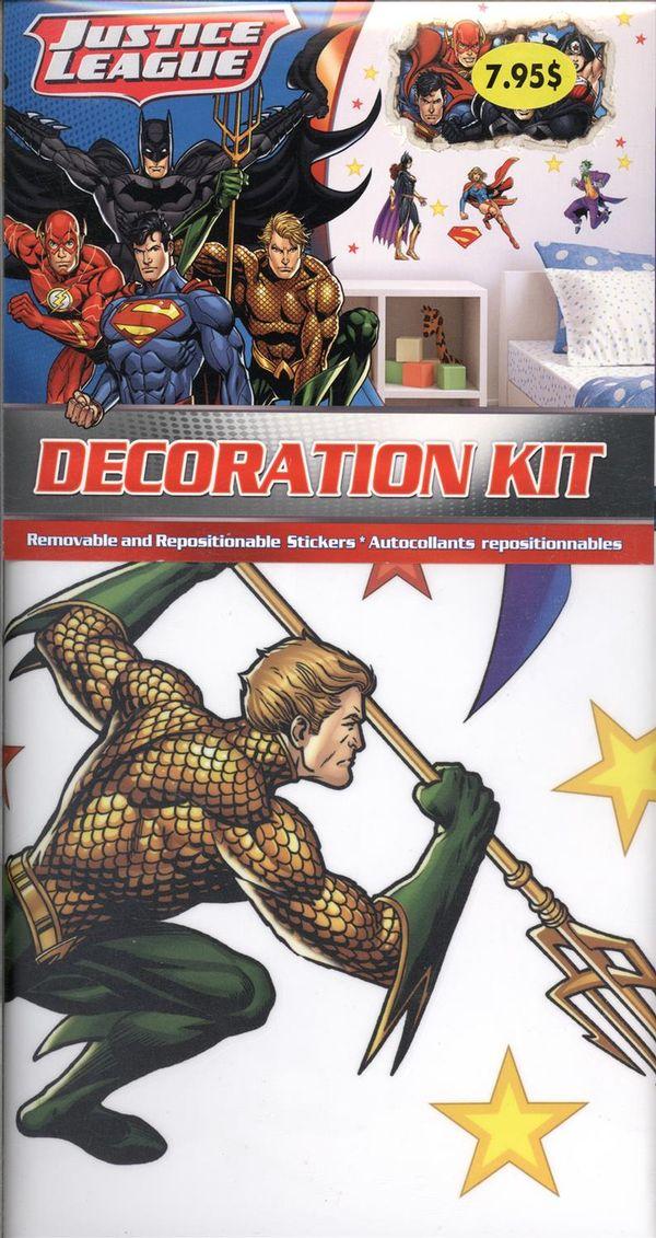 Justice League - Décoration kit