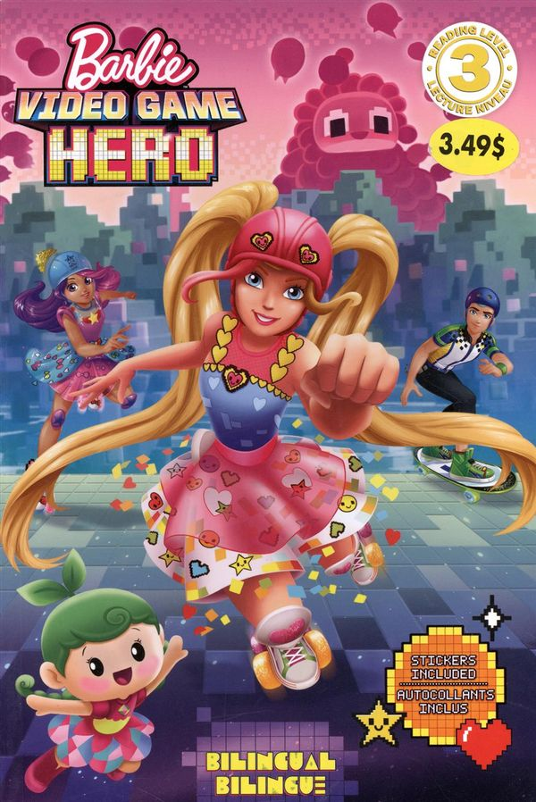 Barbie - Video Game Hero