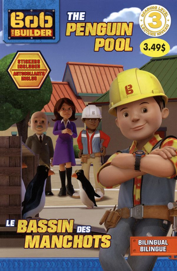Bob the Builder - Le bassin des manchots