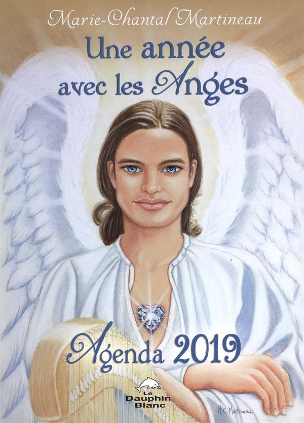 Une année avec les anges : Agenda 2019