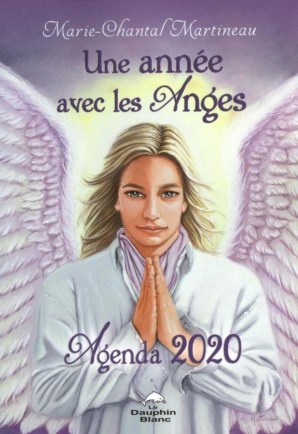 Une année avec les anges - Agenda 2020
