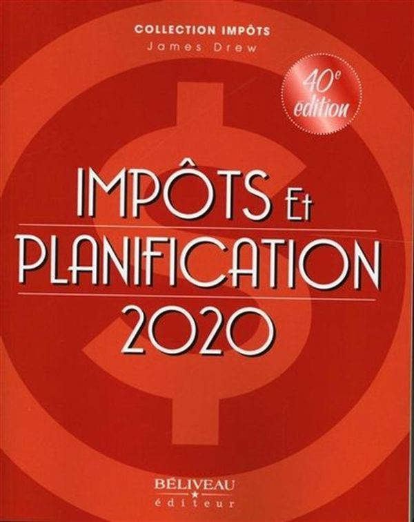 Impôts et planification 2020 40e édi