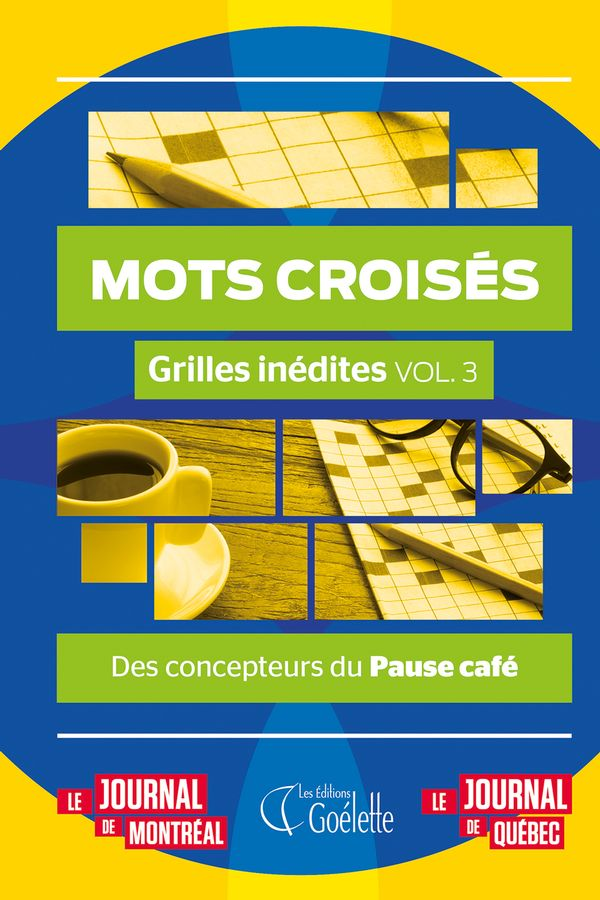 Mots croisés - Grilles inédites JDM 03
