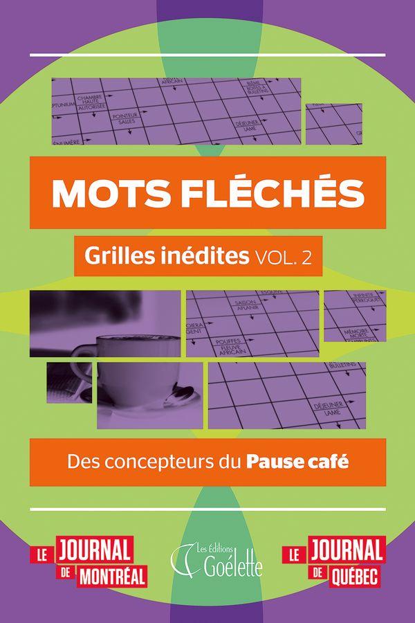 Mots fléchés - Grilles inédites JDM 02