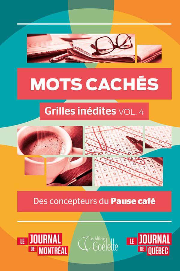 Mots cachés - Grilles inédites 04