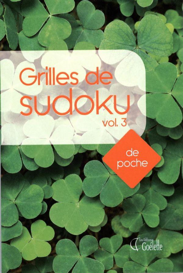 Grilles de sudoku 03