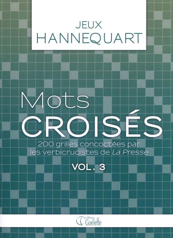 Mots croisés 03