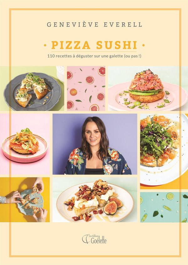 Pizza sushi