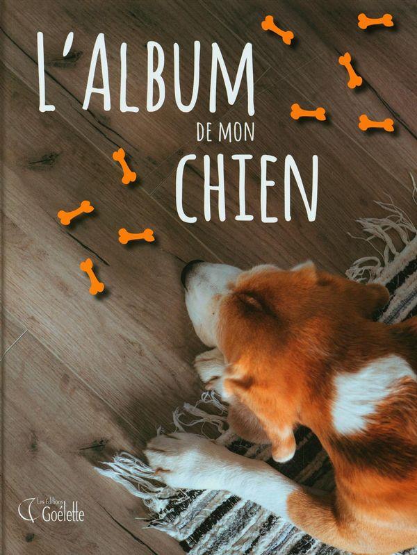 L'album de mon chien