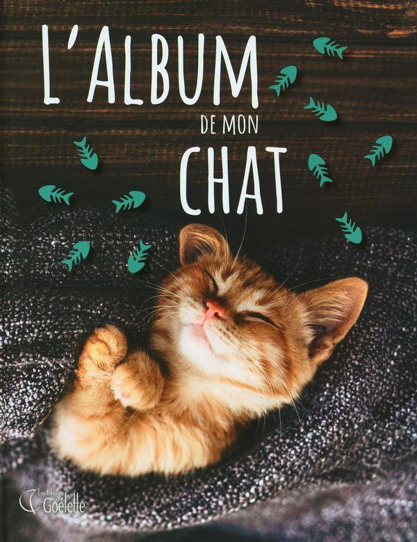 L'album de mon chat