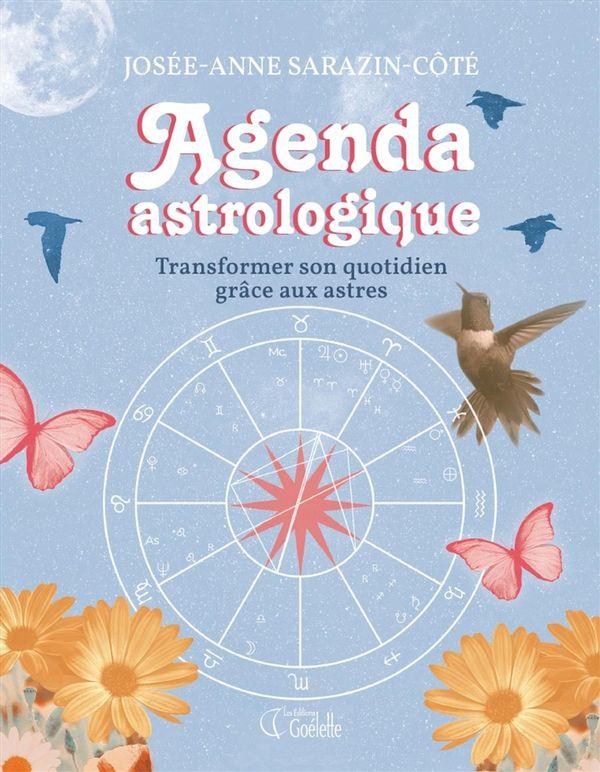 Agenda astrologique : transformer son quotidien grâce aux astres