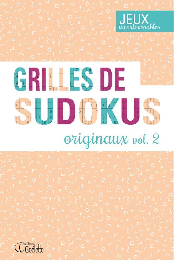 Grilles de Sudokus originaux 02