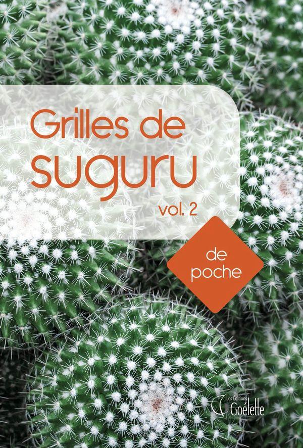 Grilles de suguru 02 : de poche