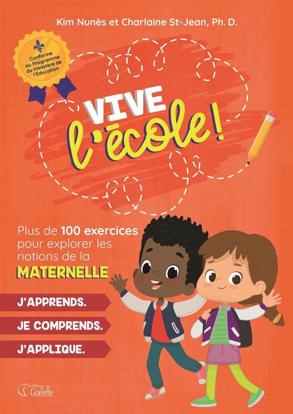 Maternelle - Vive l'école !