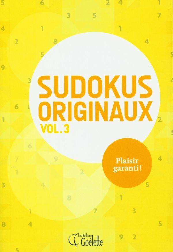 Sudokus originaux 03