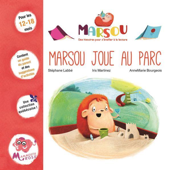 Marsou joue au parc
