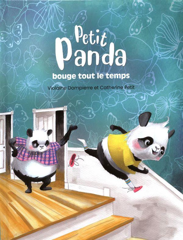 Petit panda bouge tout le temps