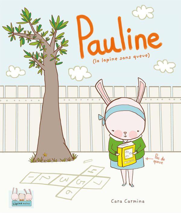 Pauline la lapine sans queue 01