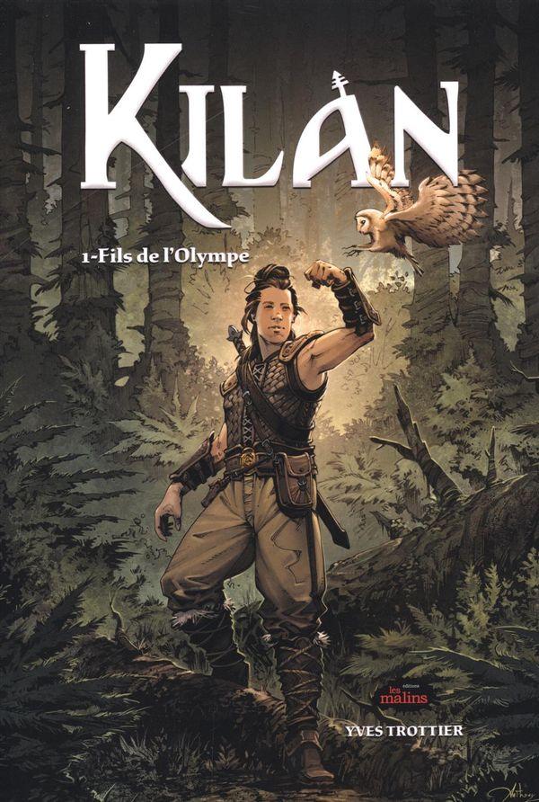 Kilan 01 : Fils de l'Olympe