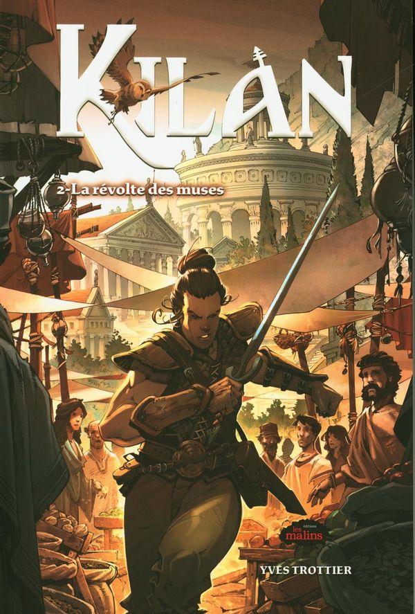Kilan 02 : La révolte des Muses